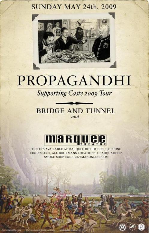 Propagandhi @ The Marquee